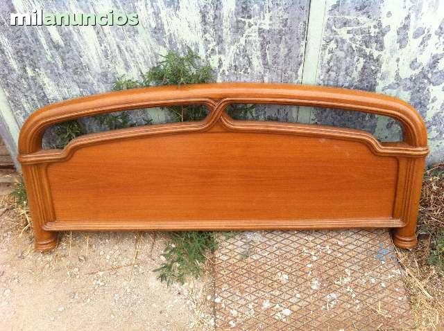 Cabecero moderno de madera: - foto 1