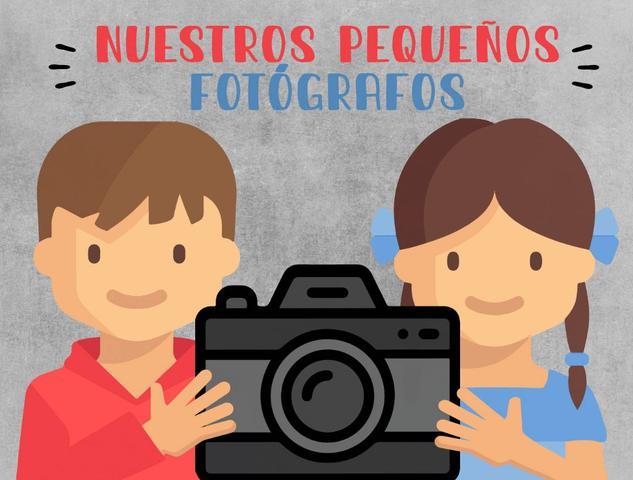 NUESTROS PEQUEÑOS FOTÓGRAFOS - foto 1