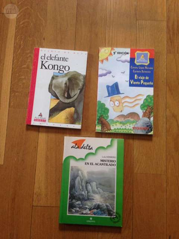 Libros de lectura escolar - foto 1
