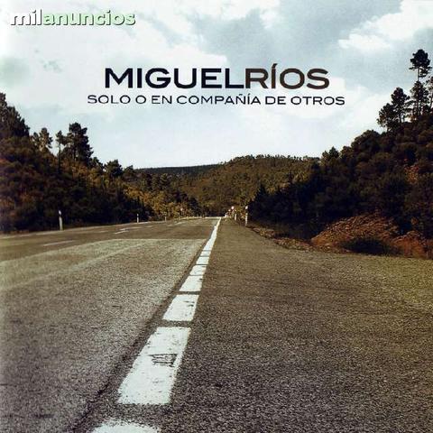 Miguel rios cd ¡¡ totalmente nuevo !! - foto 1