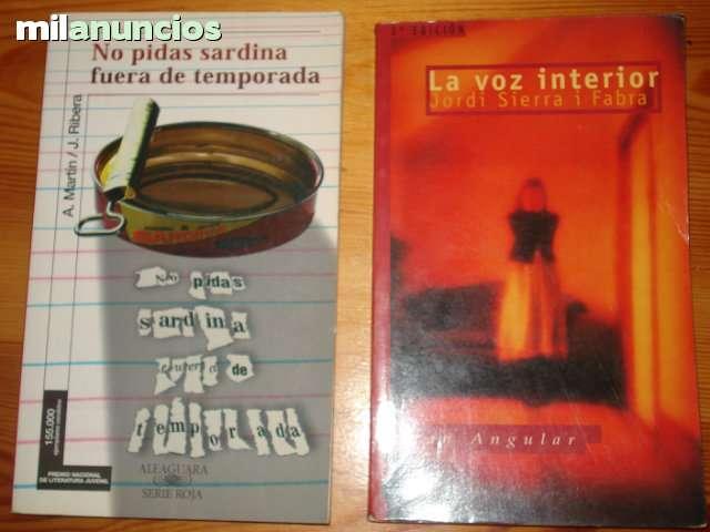2 Libros de lectura educativos juveniles - foto 1