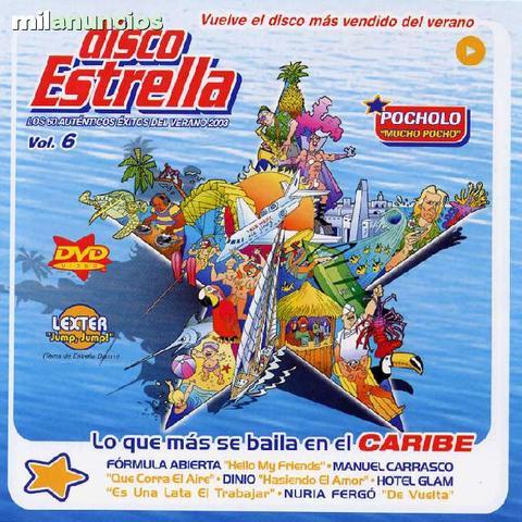 disco estrella vo 6 CD ¡¡TOTALMENTE NUEV - foto 1
