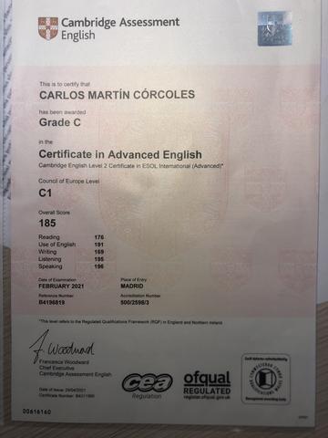Estudiante experto en inglés - foto 1