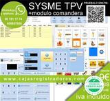 SOFTWARE TPV SYSME CON APP COMANDERA