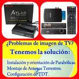 Antenista , instalación , ventas  - foto
