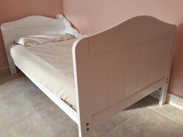 Cuna convertible cama - foto 1