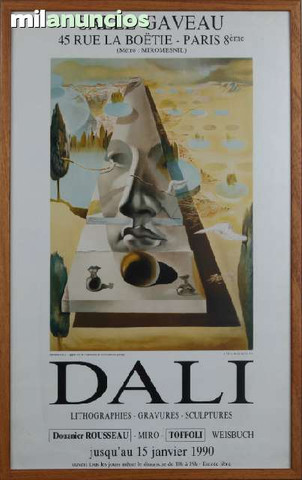 Salvador dalÍ - salle gaveau - foto 1