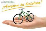 Seguros de bicicleta - foto