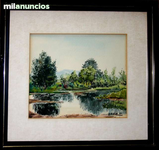 J. xicola - paisaje fluvial - foto 1