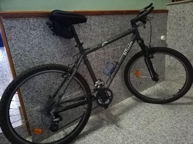 Bicicleta Rock rider 5.2 DeCathlon Btwin - foto 1