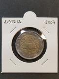 MONEDA DE 2 EUROS DE AUSTRIA 2007