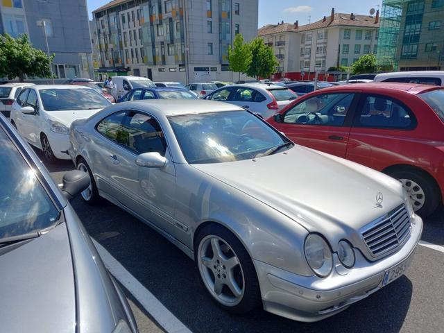 Mercedes-benz - Clase clk - foto 1