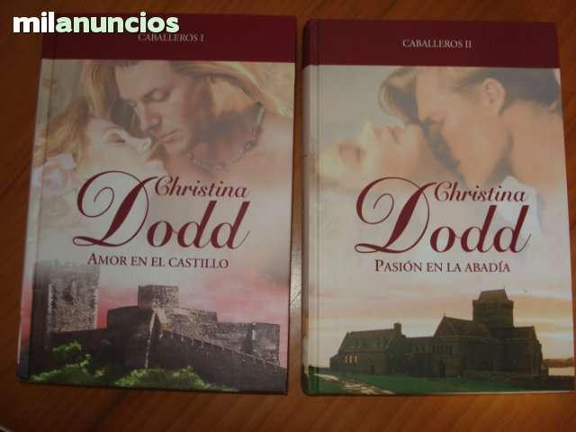 Lote de 2 novelas románticas(Caballeros) - foto 1