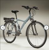 bicicleta electrica - foto