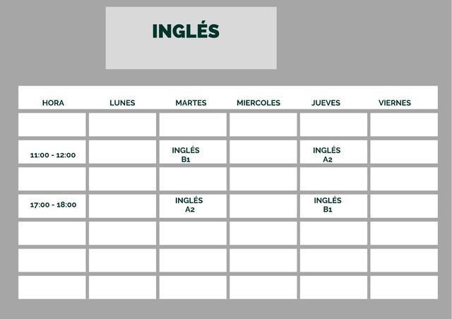 Clases Online de INGLÉS A2  - foto 1