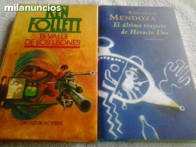 --// 2 libros  de el circulo de lectores - foto 1