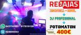 Discoteca móvil + dj + Fotomaton 2020 - foto