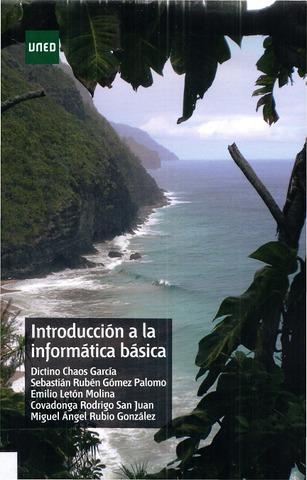 Introducción a la Informática Básca UNED - foto 1