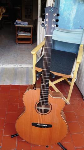 Guitarra Acustica DOWINA - foto 1
