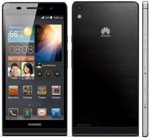 Huawei Ascend P6 - foto 1