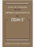 DSM-V. MANUAL DIAGNóSTICO