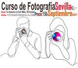 CURSO DE FOTOGRAFíA SEVILLA SEPTIEMBRE