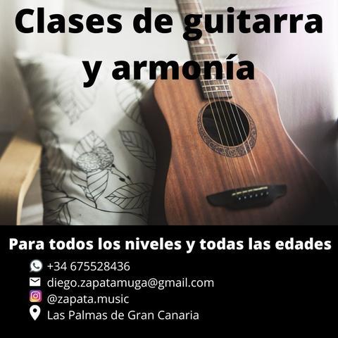 Clases de guitarra y armonÍa - foto 1