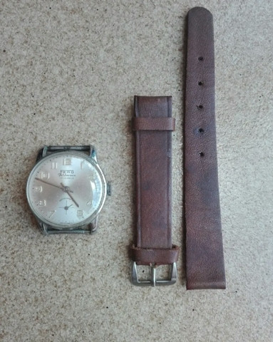 Reloj FERO Feldmann 17 JEWELS - foto 1