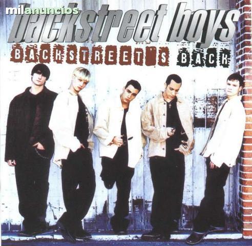 Bachstreet boys   cd ¡¡TOTALMENTE NUEVO! - foto 1
