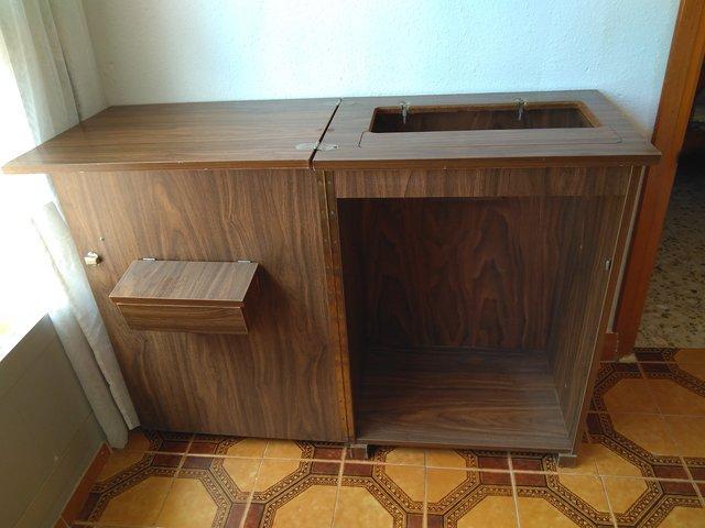 Mueble máquina coser - foto 1