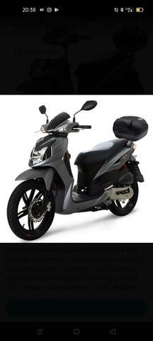 scooter 125 !!alquiler cómodo y seguro - foto 1