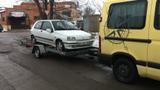 Grua Transporte vehículos y otros - foto
