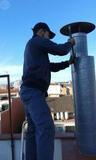 Limpieza de chimeneas canovelles - foto