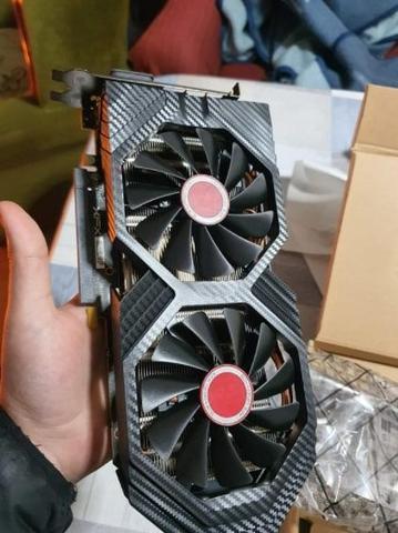 XFX Radeon RX 580 8GB GDDR5 Triple X - foto 1