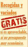 RECOGIDA OBJETOS APROBECHABLES (ASTURIAS