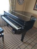 PIANO DE COLA CON SILLA PERFECTO ESTADO