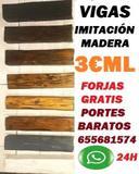VIGAS DECORATIVAS IMITACION 655681574