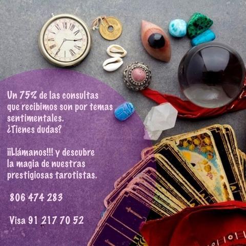 tarot y videncia con Carmen Bl 806535849 - foto 1