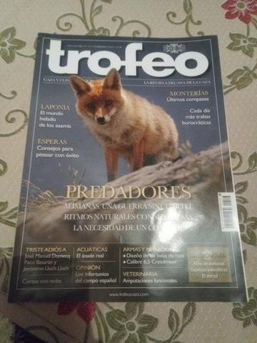 revistas de caza Trofeo - foto 1