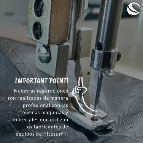 Reparacion de equipos de Kitesurf - foto 1