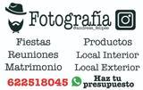 Fotógrafo para eventos - foto