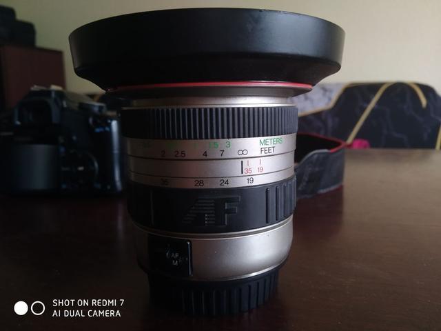 Objetivo para Canon 19-35 mm - foto 1