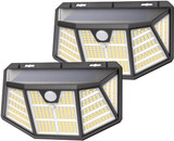 FOCOS SOLARES LED EXTERIOR