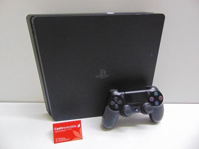 PS4 CON MANDO 1TB (130470) - foto 1