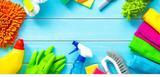 Limpieza del hogar  - foto