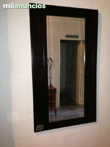 Vendo espejo antiguo - foto 1