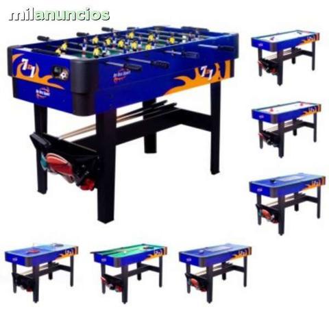 futbolin billar mesa aire ping pong - foto 1