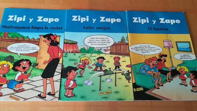 Zipi y zape lote (entre amigos... - foto 1