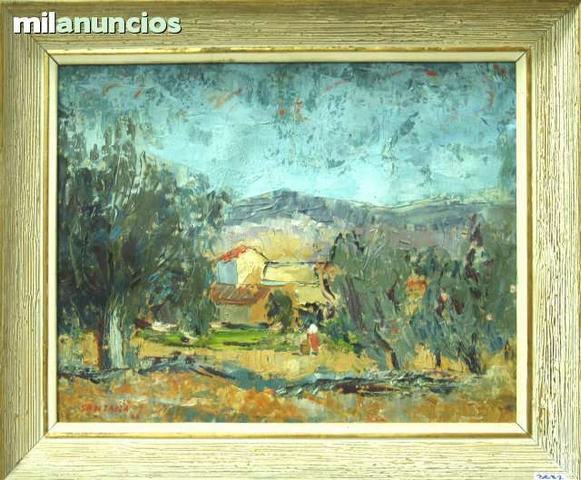 Manuel gonzÁlez santana - paisaje - foto 1