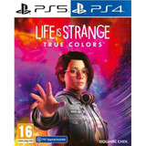 LIFE IS STRANGE TRUE COLORS PS4/PS5